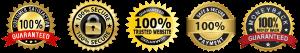 Renate Cosmetics Trusted Badges